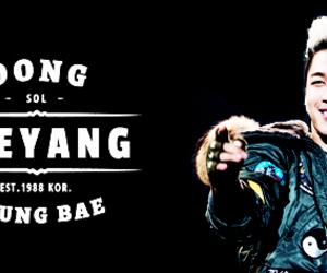 bigbang, taeyang, and VIP image