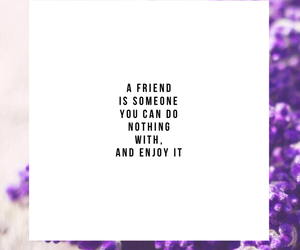 best friend, flowers, and quotes image
