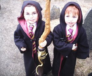 harry potter, cute, and child image