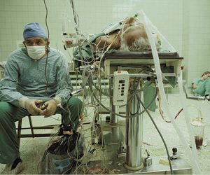 surgery, doctor, and heart image