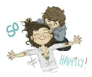 happily and larry stylinson image