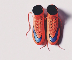 nike, soccer, and mercurial image