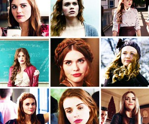 girl, teen wolf, and lydia martin image