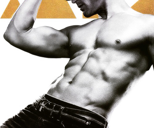 shirtless, magic mike xxl, and matt bomer image