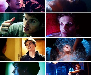 boy, Hot, and teen wolf image