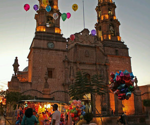 mexico, Plaza, and aguascalientes image