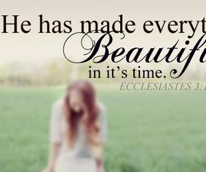 beautiful, bible, and jesus image