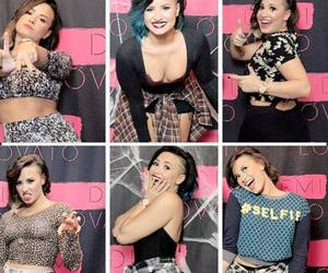 demi lovato, lovatic, and meet and greet image