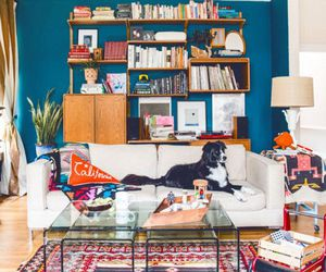 armchair, dekorasyon, and decorate image