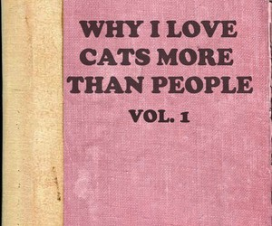 cat, book, and quotes image