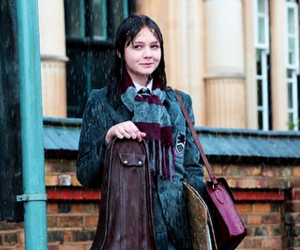 Carey Mulligan and an education image