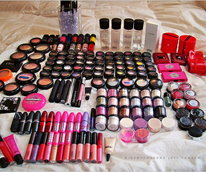 makeup, make up, and mac image