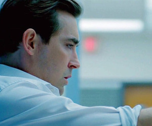 lee pace, joe macmillan, and halt and catch fire image