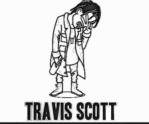 rap and travis scott image