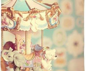 cute, pastel, and vintage image