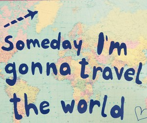 africa, someday, and travel image