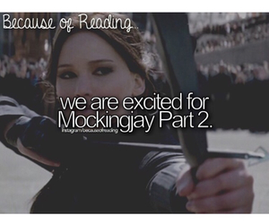 books, the hunger games, and mockingjay image