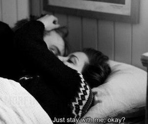 black, hug, and black and white image