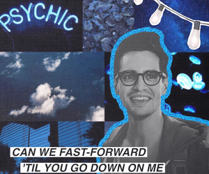at, brendon, and brendon urie image