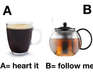 coffee, tea, and heart it image