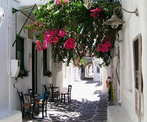 Greece, luxury, and travel image