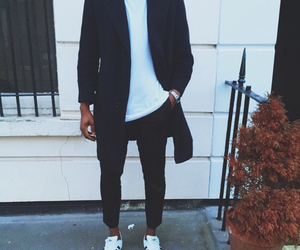 black, shoes, and sneaker image