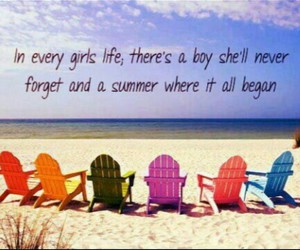 summer, boy, and quote image