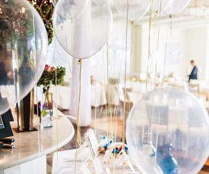 balloons, party, and wedding image