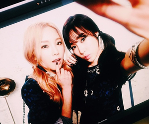 tiffany, taeyeon, and snsd image