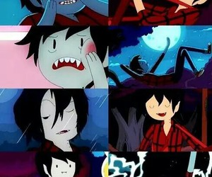 adventure time and marshall lee image