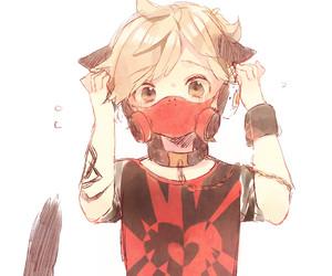 vocaloid, anime, and kagamine len image