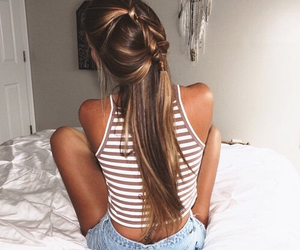 cool, fit, and hairstyle image