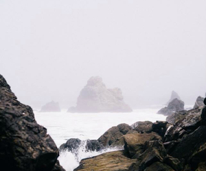 sea and landscape image