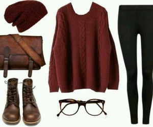 boot, outfit, and cool image