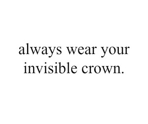 crown, girl power, and inspirational image