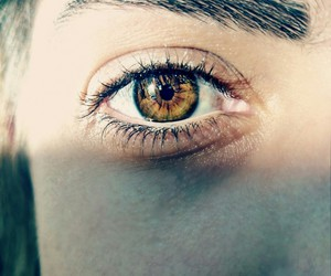 color, eyes, and piercing image
