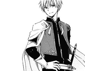 manga, akagami no shirayukihime, and anime image