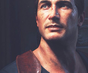 game, uncharted, and ps4 image
