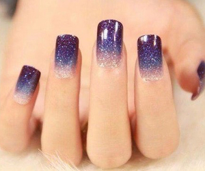 beauty, galaxy, and girl image