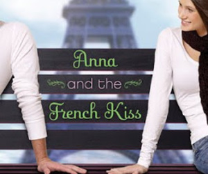 book, anna and the french kiss, and stephanie perkins image