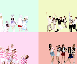 boys and girls, exo, and fx image