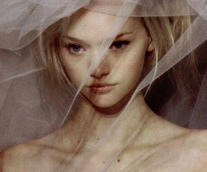 Gemma Ward, model, and pale image
