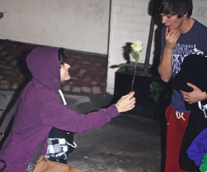 gay, harrystyles, and louis tomlinson image