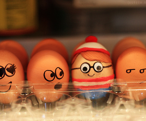 eggs, wally, and egg image