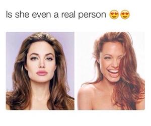 beautiful, Angelina Jolie, and beauty image