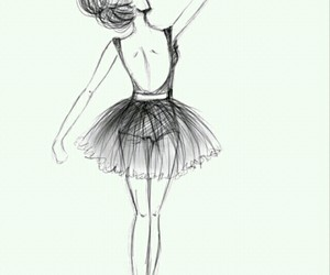 draw and ballet image