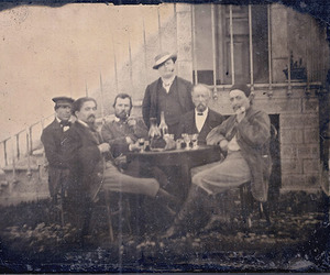 photographie, 1887, and vincent van gogh image