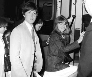 paul mccartney jane asher image