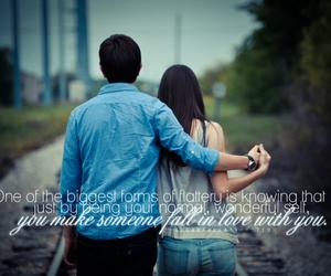 love, beautiful, and couple image