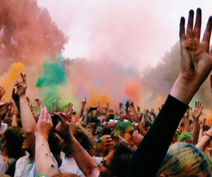 color, festival, and lol image
